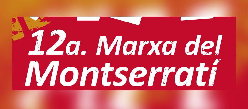 Marxa del Montserratí